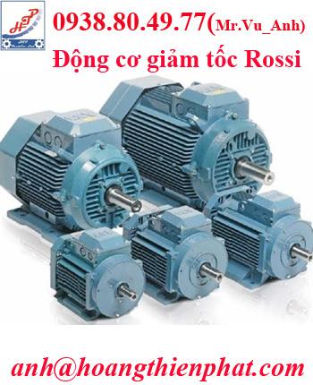 dong co giam toc rossi